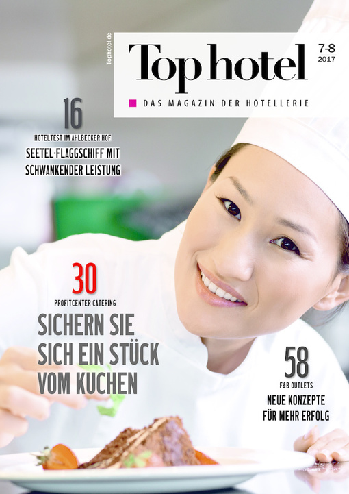 Cover Tophotel 7-8/2017