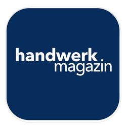Logo handwerk magazin App