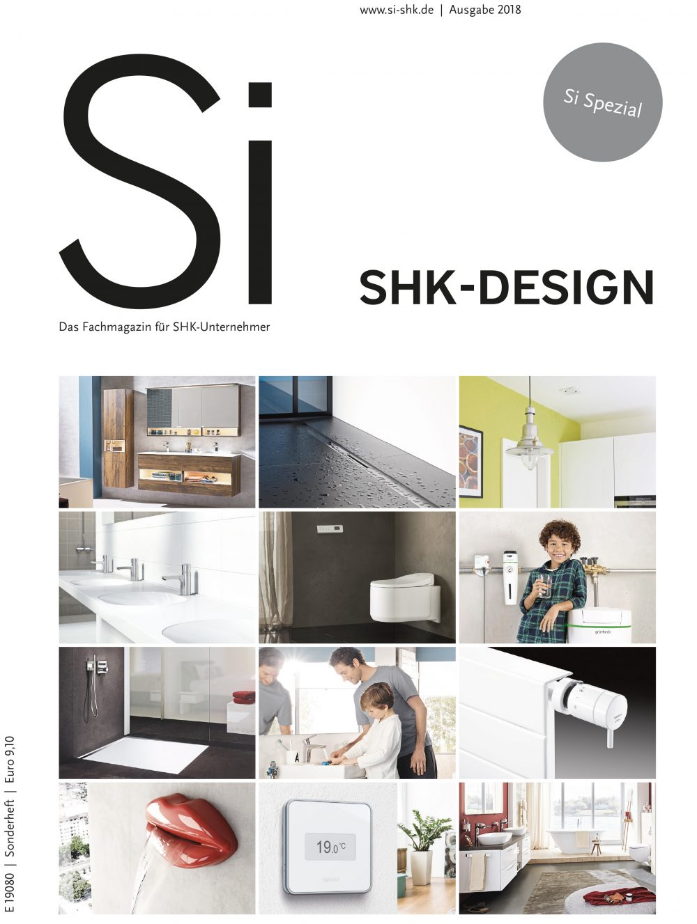 Sonderheft Si SHK-Design 2018