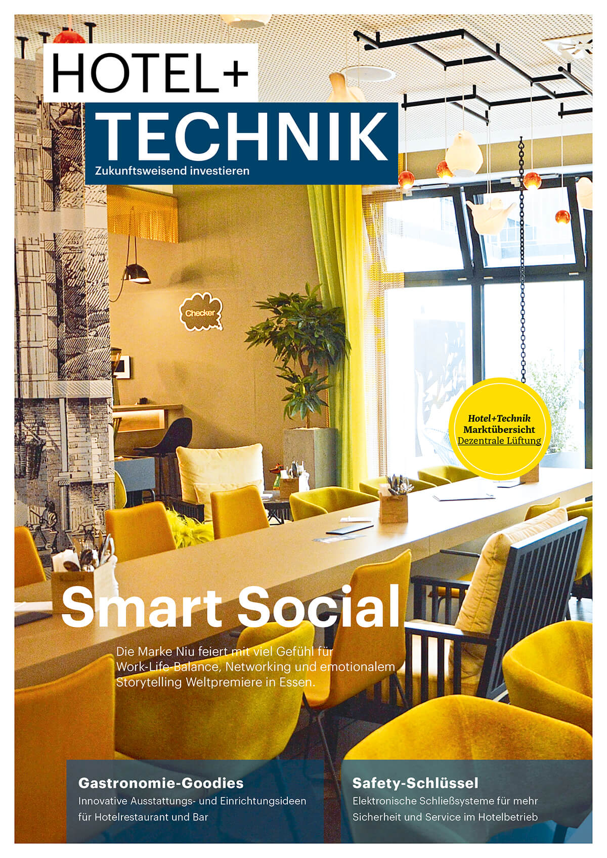 Cover HOTEL+TECHNIK 3/2018