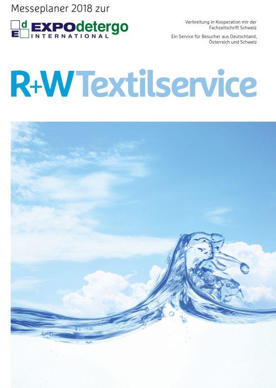 R+WTextilservice Messeplaner 2018
