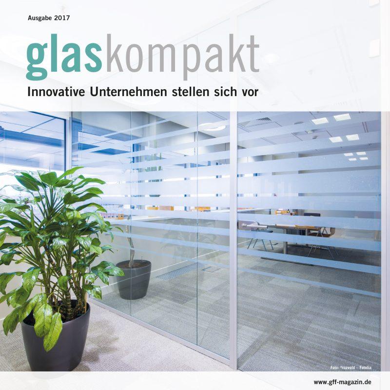 Sonderheft GFF glaskompakt 2017