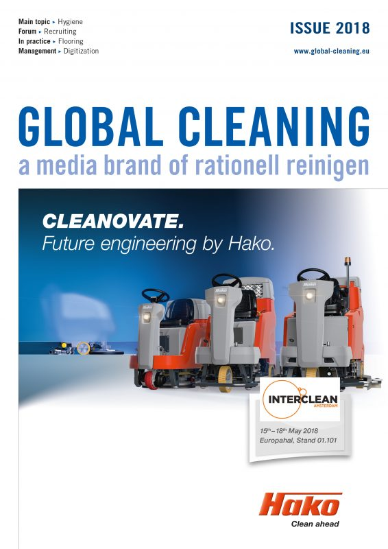 Sonderheft Global Cleaning 2018