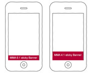 MMA Banner sticky