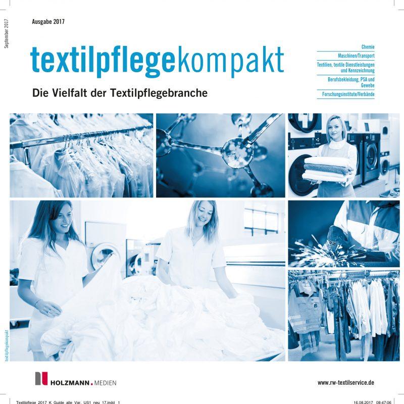 Sonderheft textilpflege kompakt 2017