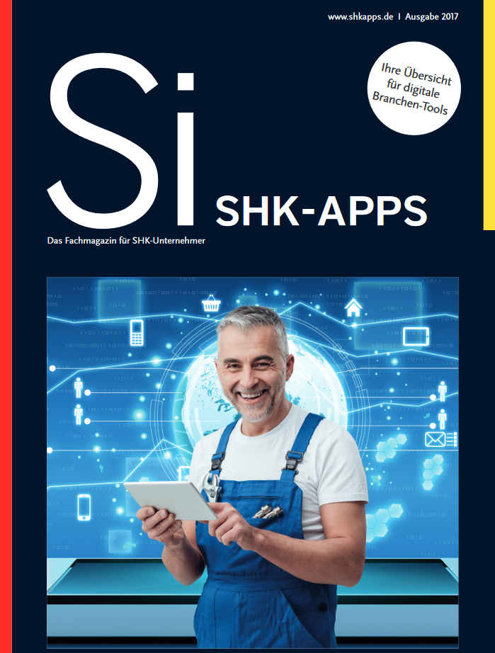 Cover Si SHK-Apps 1/2017