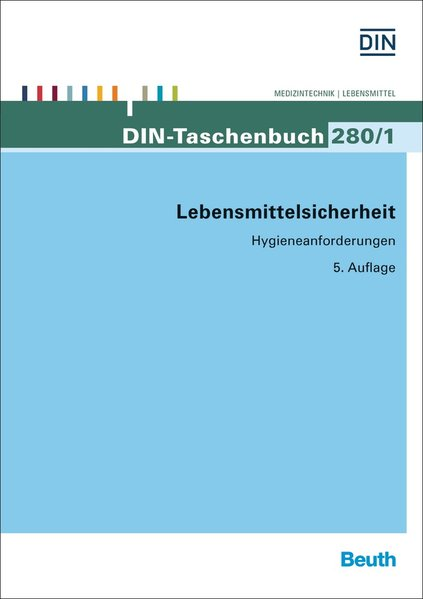 Cover Lebensmittelsicherheit