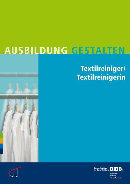 Cover Ausbildung Textilreiniger