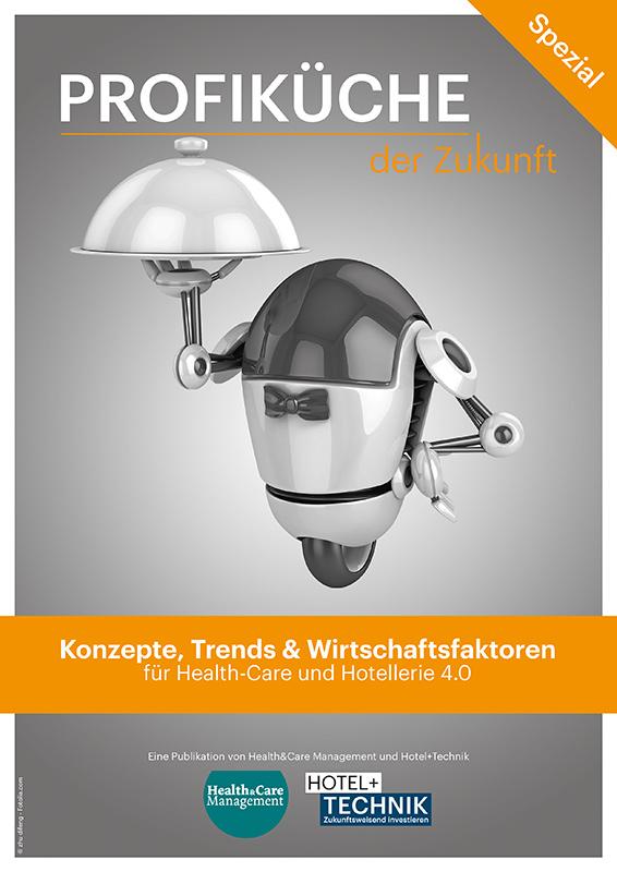 Cover HOTEL+TECHNIK Profiküche 2017