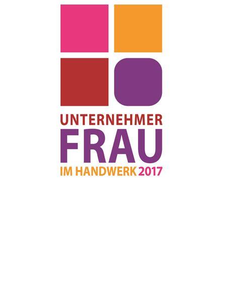 Logo Unternehmerfrau im Handwerk 2017
