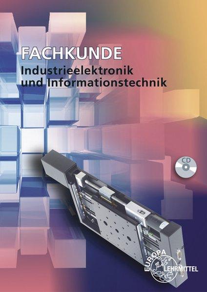 Cover Fachkunde Industrieelektronik und Informationstechnik