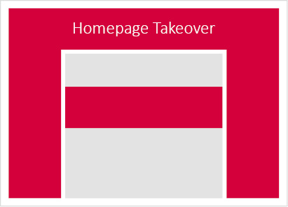 Homepage Takevoer