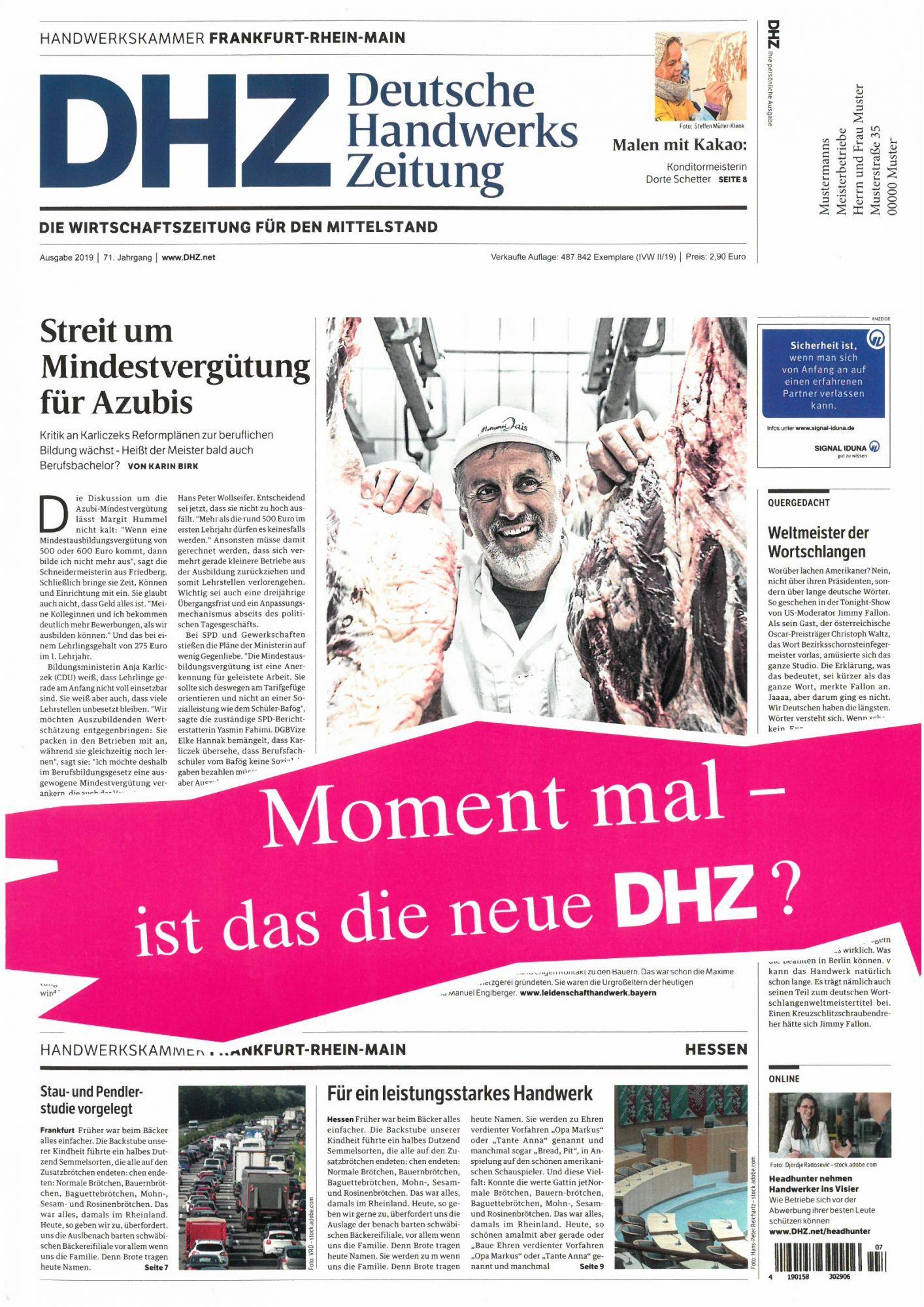 DHZ_Relaunch-Infoflyer