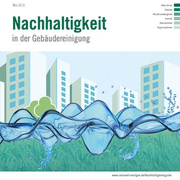Cover Nachhaltigkeit rationell reinigen