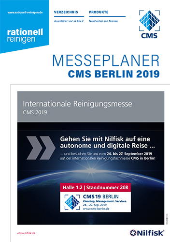 Messeplaner CMS 2019