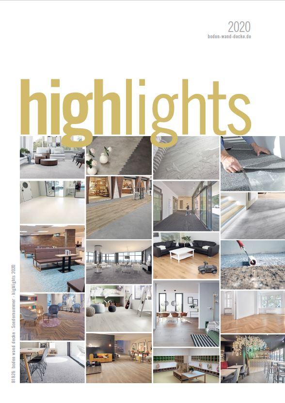 Sonderheft_highlights_Cover