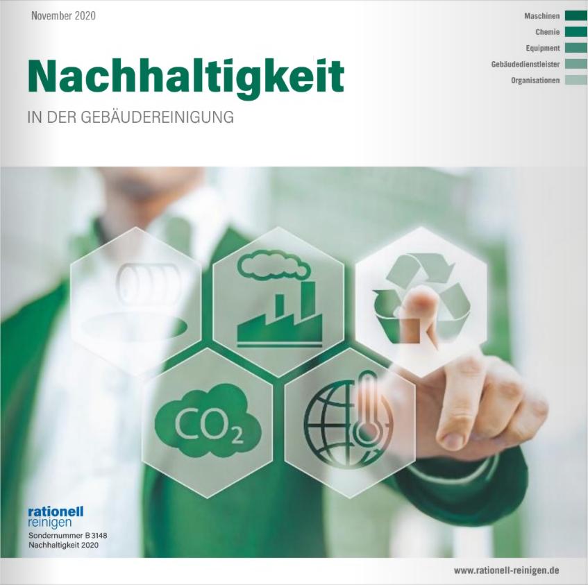 Guide Nachhaltigkeit Deckblatt
