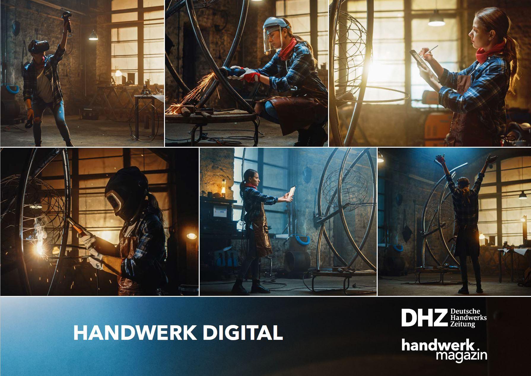 Handwerk Digital_DHZ_handwerk-magazin